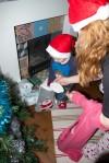 Santa has brought some stuff